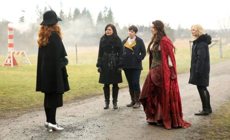 Ruby Looks For Help - Once Upon a Time