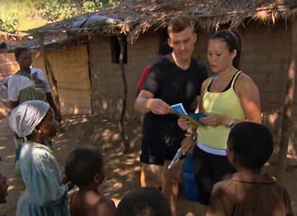 Watch The Amazing Race Season 19 Episode 7 Online