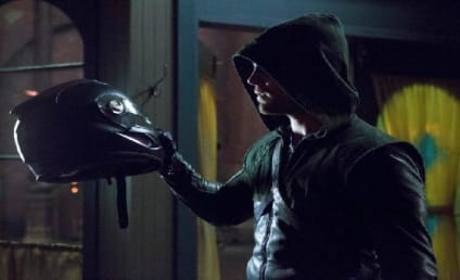 Arrow Episode Preview: There Will Be Blood