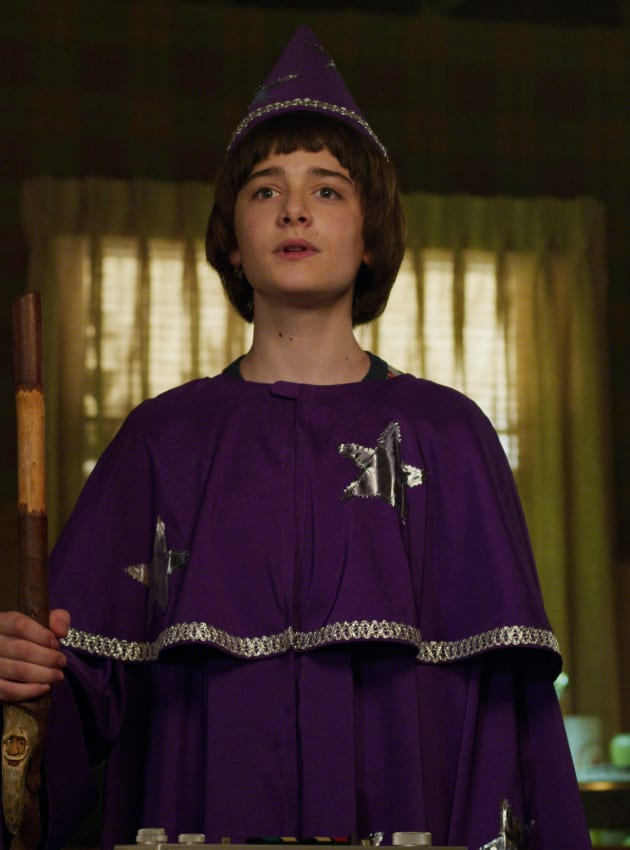 Will Plays D&D - Stranger Things Season 3 Episode 3 - TV Fanatic