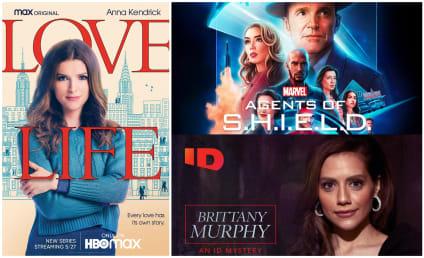 What to Watch: Love Life, Agents of S.H.I.E.L.D., ID Nine at 9