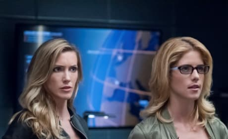 Gal Pals Forever - Tall - Arrow Season 7 Episode 6
