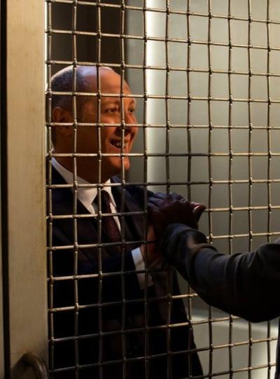 Happy to See Dembe - The Blacklist Season 6 Episode 5