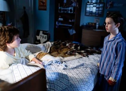 Watch Young Sheldon Season 1 Episode 9 Online