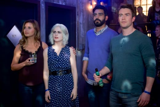 Investigating a Serial Killer - iZombie