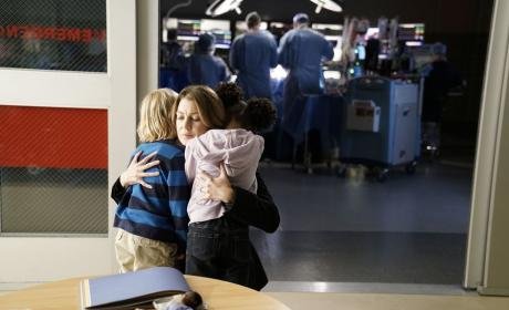 Difficult Memories - Grey's Anatomy