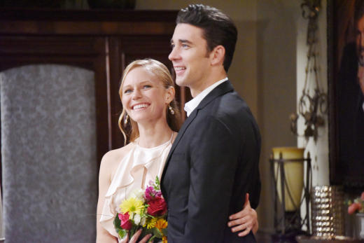 Abigail and Chad's Vow Renewal Ceremony - Days of Our Lives
