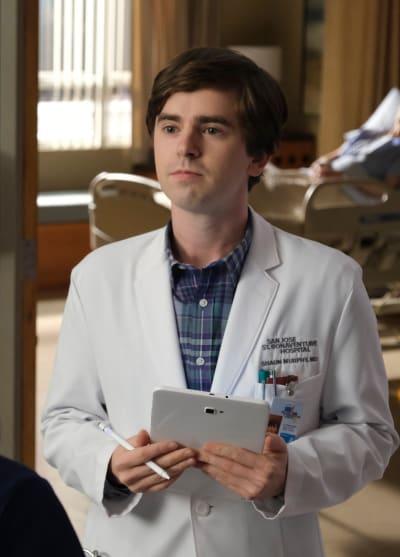 Shaun's Refusal - The Good Doctor Season 4 Episode 6