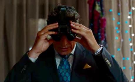 Graham in Night Vision Goggles - UnREAL Season 3 Episode 6