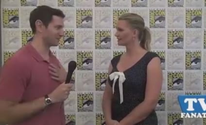 Exclusive Secret Circle Interview: Natasha Henstridge on Team Oldie