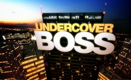 TV Ratings Report: Undercover Boss Returns Lower