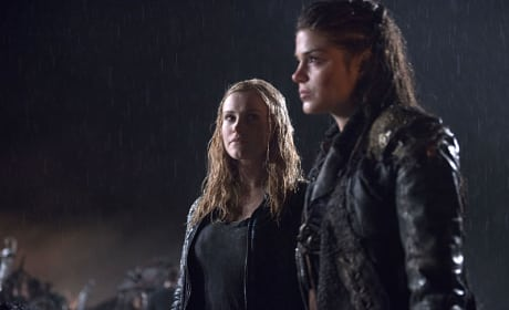 What's Next? - The 100 Season 2 Episode 13