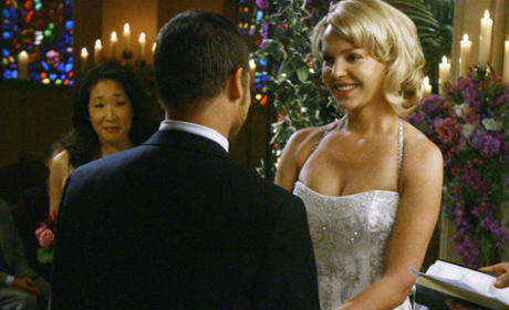 Alex and Izzie Wedding