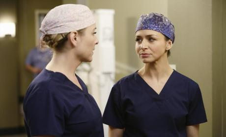 Am I Ready for This? - Grey's Anatomy Season 11 Episode 14