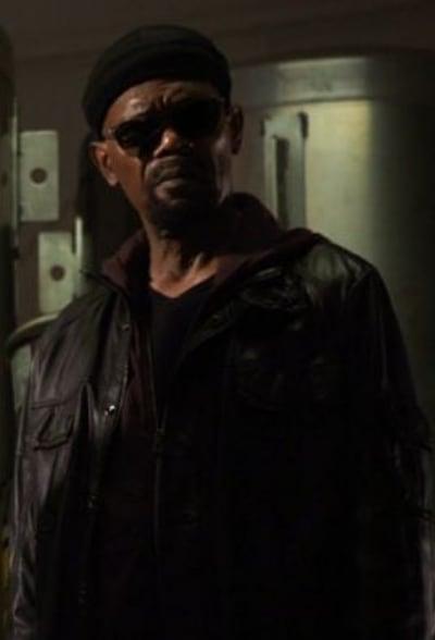 NIck Fury  - Agents of S.H.I.E.L.D.