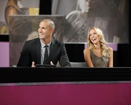 Kristin Cavallari on America's Next Top Model
