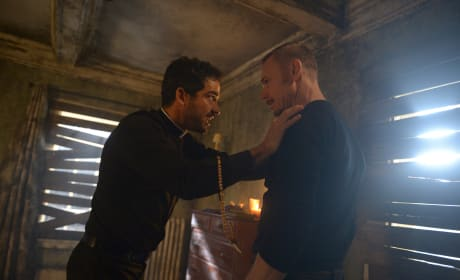 Keeping Marcus in Check - The Exorcist Season 2 Episode 8