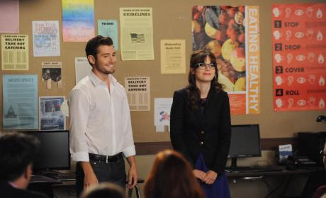 No Fraternization - New Girl