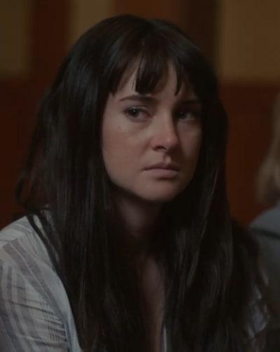 Eyeing Mary Louise - Big Little Lies Season 2 Episode 6