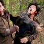 Glenn on the Attack - The Walking Dead Season 5 Episode 16