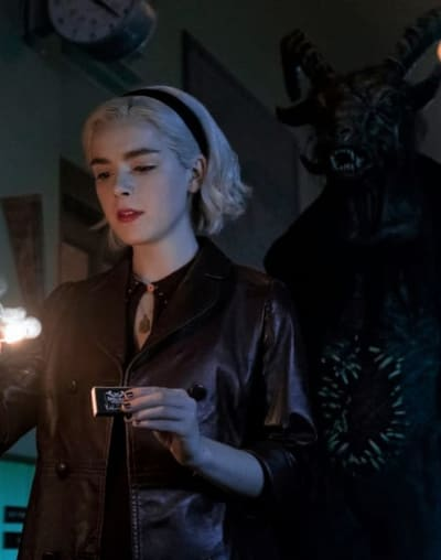 Sabrina and the Dark Lord  - Chilling Adventures of Sabrina