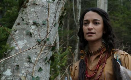 Meet Tiger Lily - Once Upon a Time Season 6 Episode 17