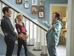 Josh Gad on Modern Family