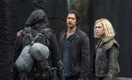 The 100: 9 Season 5 Moments Convincing Us of a Bellarke Romance
