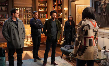 How to Get Away with Murder Season 6 Episode 1 Review: Say Goodbye