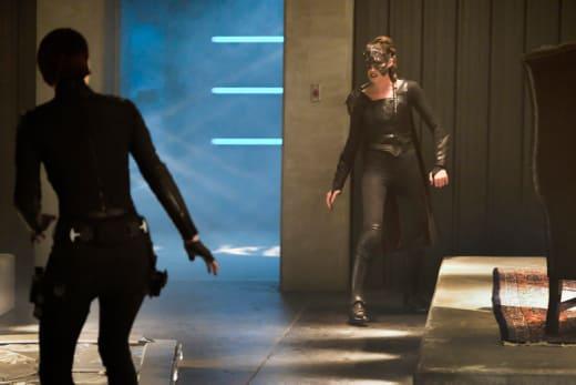 Alex vs Reign - Supergirl Season 3 Episode 18