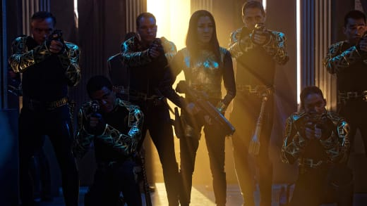 Leading Her Troops - Star Trek: Discovery Season 1 Episode 13