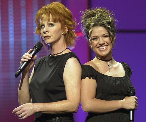 Kelly and Reba