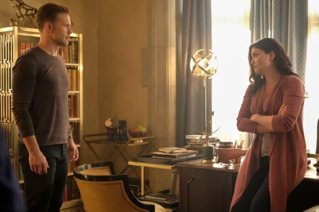 A Bonding Moment - Legacies Season 1 Episode 6
