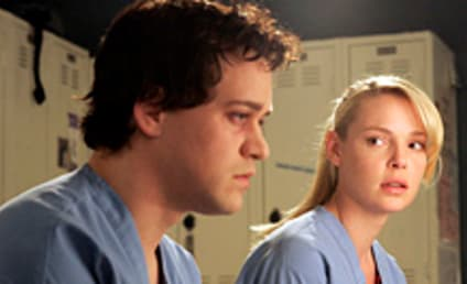 Grey's Spoiler Watch: Izzie & George?