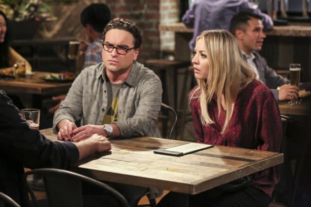Zack Confuses Leonard and Penny - The Big Bang Theory Season 10 Episode 22