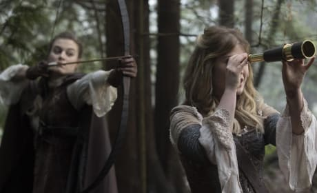 Catching a Spy - Once Upon a Time Season 7 Episode 14
