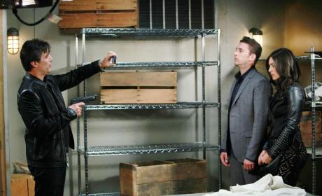 Deimos Takes Hostages - Days of Our Lives