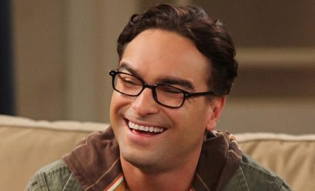 Johnny Galecki as Dr. Leonard Hofstadter -- Big Bang Theory - The Big Bang Theory