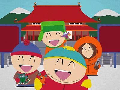 Japanese South Park
