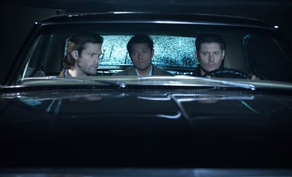 Supernatural Season 12 Episode 12 Review: Stuck in the Middle (With You)