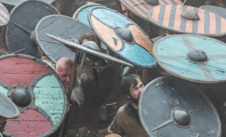 Battle - Vikings Season 5 Episode 20