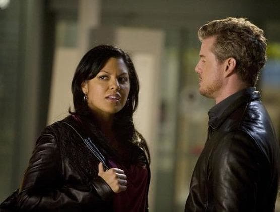 mark sloan and callie torres relationship