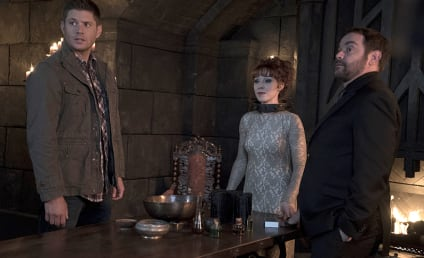 Supernatural Photo Preview: Enter the Cage