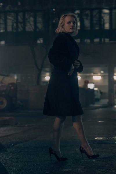 June Looks Like a Boss - The Handmaid's Tale Season 3 Episode 11