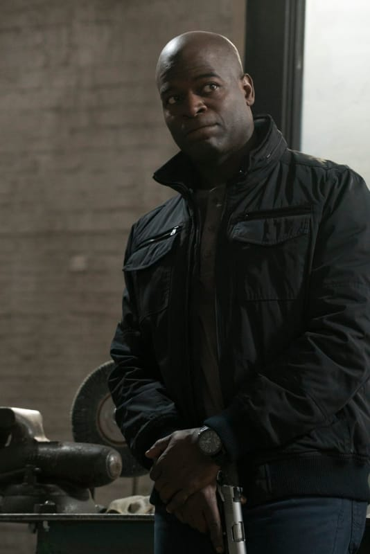 Dembe thinks of his own ride - The Blacklist Season 4 Episode 21