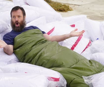 Things Get Tough - Last Man on Earth