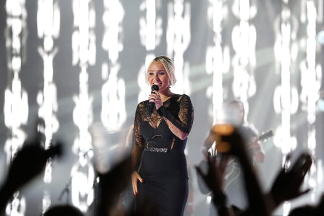 Juliette Full of Joy - Nashville Season 4 Episode 1