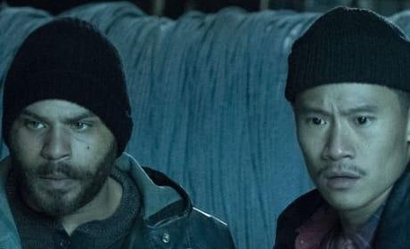 Xander and Calvin - Siren Season 2 Episode 8