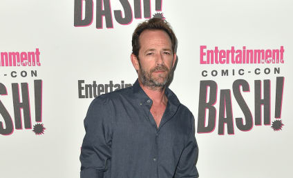 Luke Perry Hospitalized After Suffering Stroke (Report)