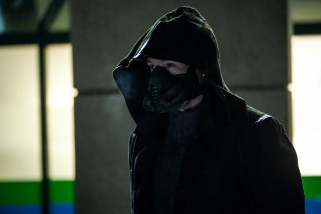 Cicada Scary - The Flash Season 5 Episode 8